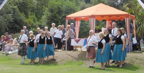 2009 Highcliffe Dancing
