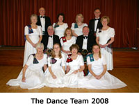 The Bournemouth Caledonian Dance Team 2008