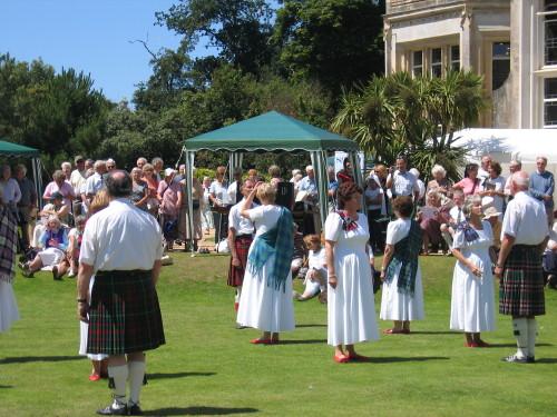 Caledonian Dance Team